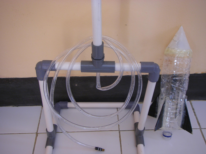 Cara membuat roket air sederhana