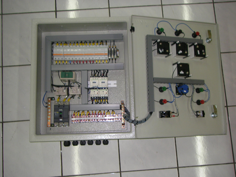 Pleasing Belajar Wiring Panel Listrik Basic Electronics Wiring Diagram Wiring Database Gramgelartorg
